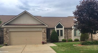 15855 Nadina Lane, Clinton Township, MI 48038 - MLS#: 31387815
