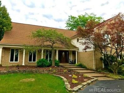 1257 Hickory Hill, Rochester Hills, MI 48309 - MLS#: 31395822