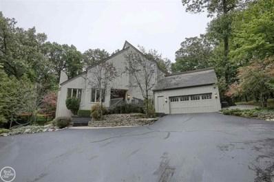 879 Hidden Oak Hill Lane, Rochester Hills, MI 48306 - MLS#: 31396732
