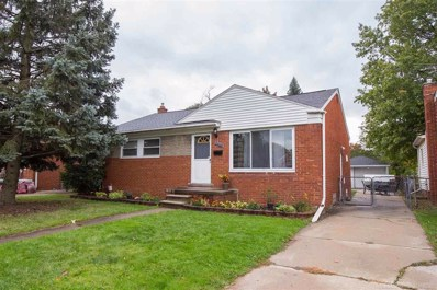 24685 Johnston Ave, Eastpointe, MI 48021 - MLS#: 31398004