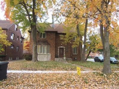 17415 Fairfield St, Detroit, MI 48221 - MLS#: 40000103