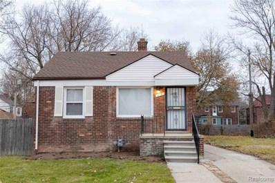 212 Newport St, Detroit, MI 48215 - MLS#: 40003993