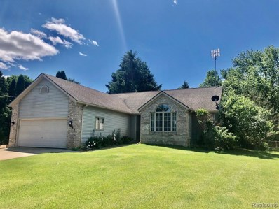 3665 Woodland Dr, Metamora, MI 48455 - MLS#: 40008055