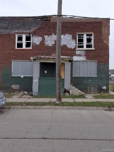 2010 Mullane St, Detroit, MI 48209 - MLS#: 40009523