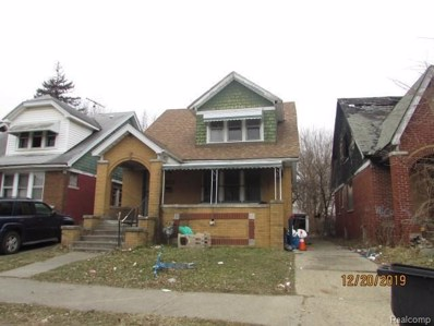 19617 Alcoy St, Detroit, MI 48205 - MLS#: 40010666