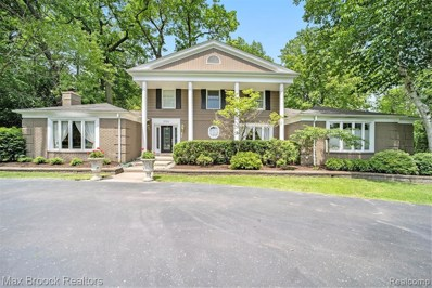 3720 Lincoln Rd, Bloomfield Hills, MI 48301 - MLS#: 40012857