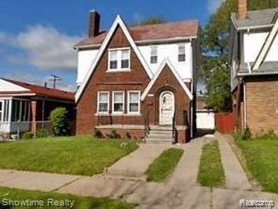 13517 Monica St, Detroit, MI 48238 - MLS#: 40013802