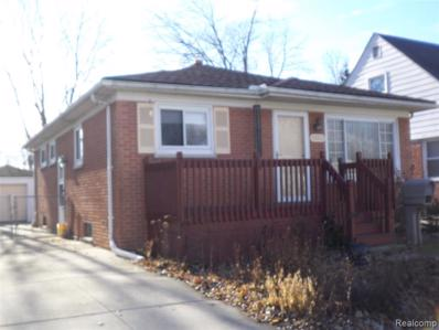 20012 Meier, Saint Clair Shores, MI 48081 - MLS#: 40015824