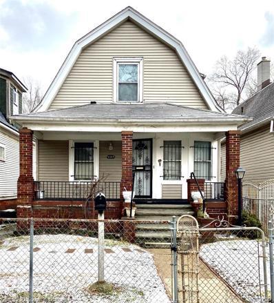 8369 Longworth St, Detroit, MI 48209 - MLS#: 40016369