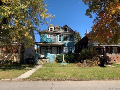 349 Westminster St, Detroit, MI 48202 - MLS#: 40017400