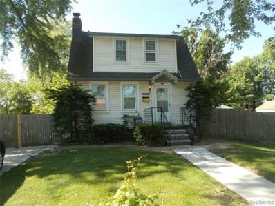 26121 Hanover St, Dearborn Heights, MI 48125 - MLS#: 40018727