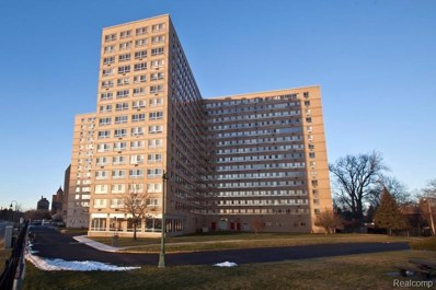 8900 E Jefferson Ave UNIT Unit#326, Detroit, MI 48214 - MLS#: 40019516