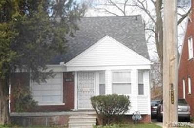 18031 Mendota St, Detroit, MI 48221 - MLS#: 40020252