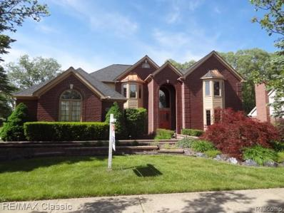 48772 Wildrose Dr, Canton, MI 48187 - MLS#: 40020264