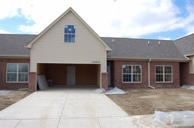 23918 White Pine St UNIT Unit#62, Flat Rock, MI 48134 - MLS#: 40021044