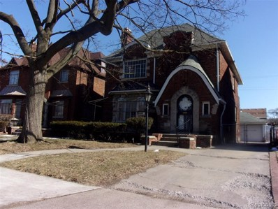 18050 Wisconsin St, Detroit, MI 48221 - MLS#: 40023759