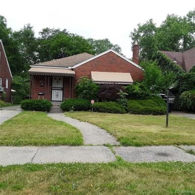 18457 Coyle St, Detroit, MI 48235 - MLS#: 40024246