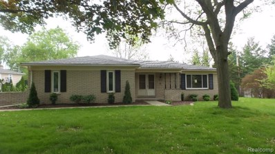4256 Cherrywood Dr, Troy, MI 48098 - MLS#: 40026891