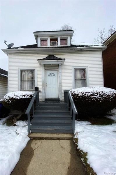 6334 Morton St, Detroit, MI 48210 - MLS#: 40027279