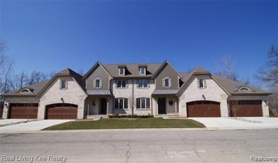 4213 Oak Arbor Ct # 14, Rochester, MI 48306 - MLS#: 40028474