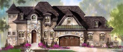 Overbrook, Bloomfield Hills, MI 48302 - MLS#: 40028733