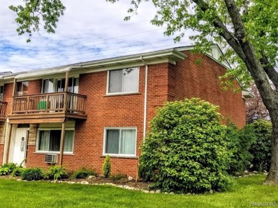 3100 Linwood Ave Unit 40, Royal Oak, MI 48073 - MLS#: 40034703