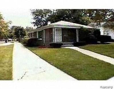 17814 Northrop St, Detroit, MI 48219 - MLS#: 40034949
