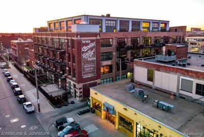 444 W Willis St UNIT Unit#203, Detroit, MI 48201 - MLS#: 40035018