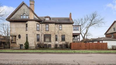 4163 Commonwealth St, Detroit, MI 48208 - MLS#: 40035352