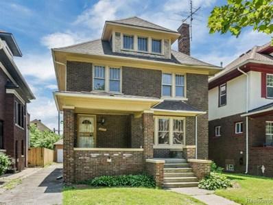 1667 Edison St, Detroit, MI 48206 - MLS#: 40035413