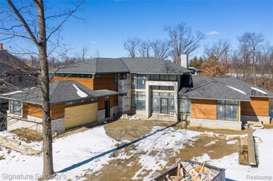 2718 Turtle Lake Dr, Bloomfield Hills, MI 48302 - MLS#: 40036207