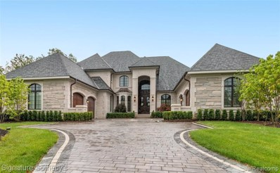2915 Turtle Pond Crt, Bloomfield Hills, MI 48302 - MLS#: 40036218