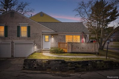 1474 Saddle Ln, Rochester Hills, MI 48306 - MLS#: 40036271
