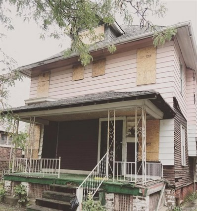 280 Holbrook St, Detroit, MI 48202 - MLS#: 40036429