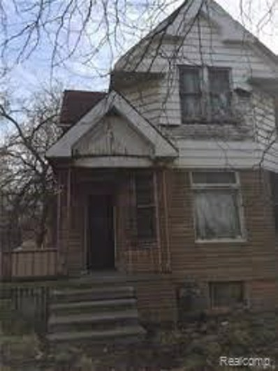 558 Holbrook St, Detroit, MI 48202 - MLS#: 40036436