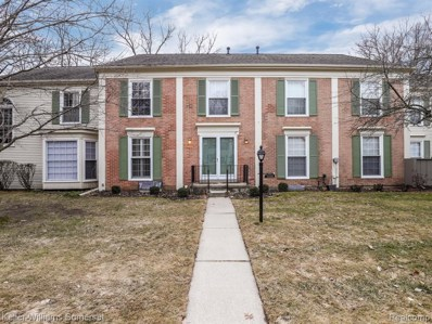 1103 Kings Cove Dr, Rochester Hills, MI 48306 - MLS#: 40038540