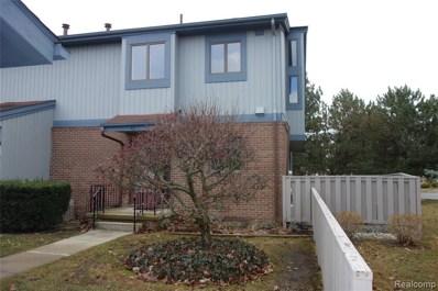 1715 River Rd #40, Saint Clair, MI 48079 - MLS#: 40039949