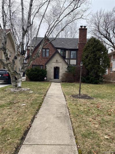 3475 Burns St, Detroit, MI 48214 - MLS#: 40040163