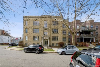 5201 Commonwealth St UNIT Unit#11, Detroit, MI 48208 - MLS#: 40041017