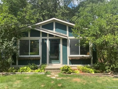 1016 Seyburn Ave, Waterford, MI 48327 - MLS#: 40041279
