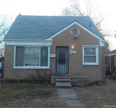 20274 Burgess, Detroit, MI 48219 - MLS#: 40042276
