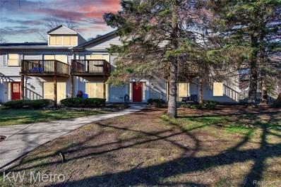 904 Chestnut Hill Dr Apt F, Auburn Hills, MI 48326 - MLS#: 40042697