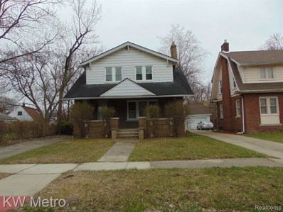 23515 Kress St, Detroit, MI 48219 - MLS#: 40043150