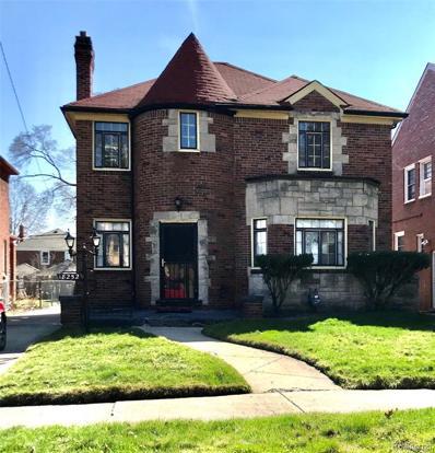 18252 Cherrylawn St, Detroit, MI 48221 - MLS#: 40043407