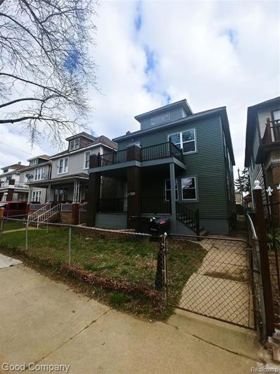 2374 N Green St, Detroit, MI 48209 - MLS#: 40043856