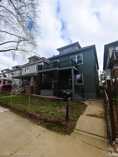 2374 N Green St, Detroit, MI 48209 - MLS#: 40043856