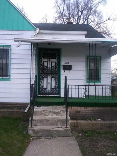 220 E Taylor St, Flint, MI 48505 - MLS#: 40044505