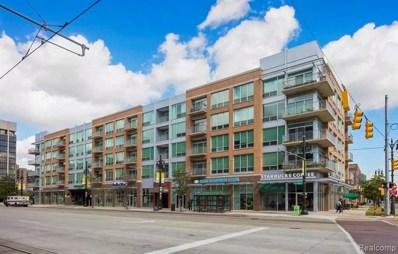 3670 Woodward Ave UNIT Unit#512, Detroit, MI 48201 - MLS#: 40044735