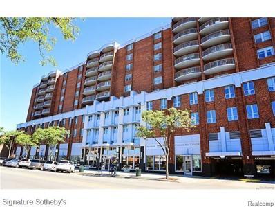 411 S Old Woodward Ave UNIT Unit#806, Birmingham, MI 48009 - MLS#: 40045034