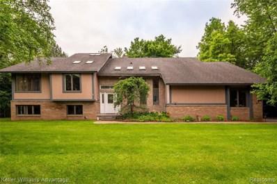 1895 Marie Cir, Bloomfield Hills, MI 48302 - MLS#: 40045688